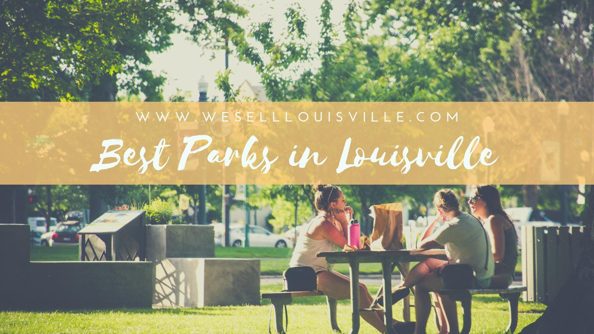 Best Parks in Louisville