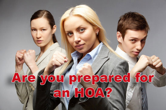 How to Handle an HOA when buying in Louisville