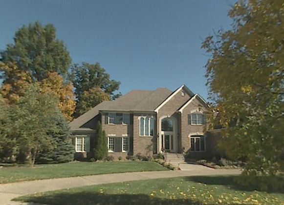 Lake Forest Neighborhood homes
