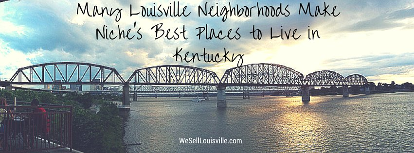 Many Louisville Neighborhoods Make Niche's Best Places to Live in Kentucky