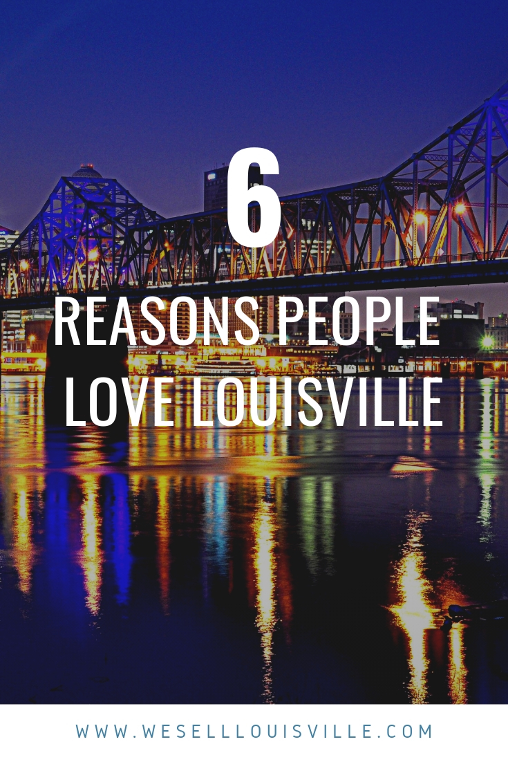 What do Residents Love About Louisville?