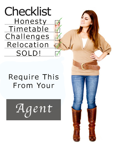 5 requirements for every listing agent