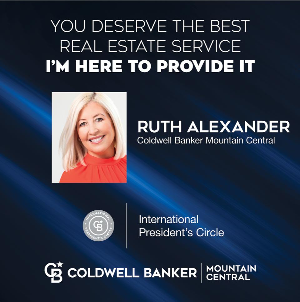Ruth Alexander 2020 International Award Winner