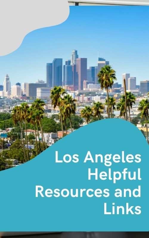 Relocating to Los Angeles