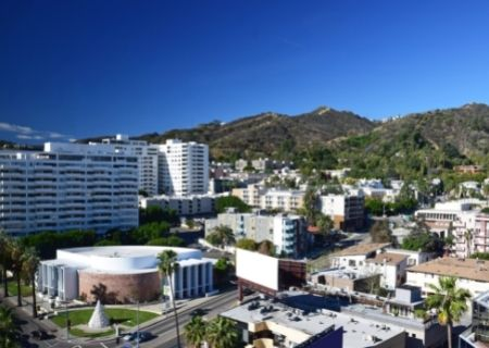 Hollywood Hills Luxury Home and Condo Leases - High Rises Condos