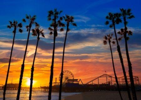 Luxury Lease Property in Santa Monica -High Rises Condos
