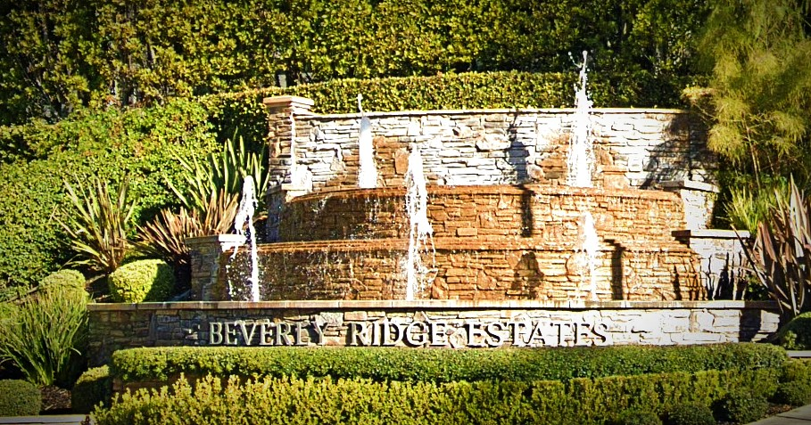 Gated communities in los angeles