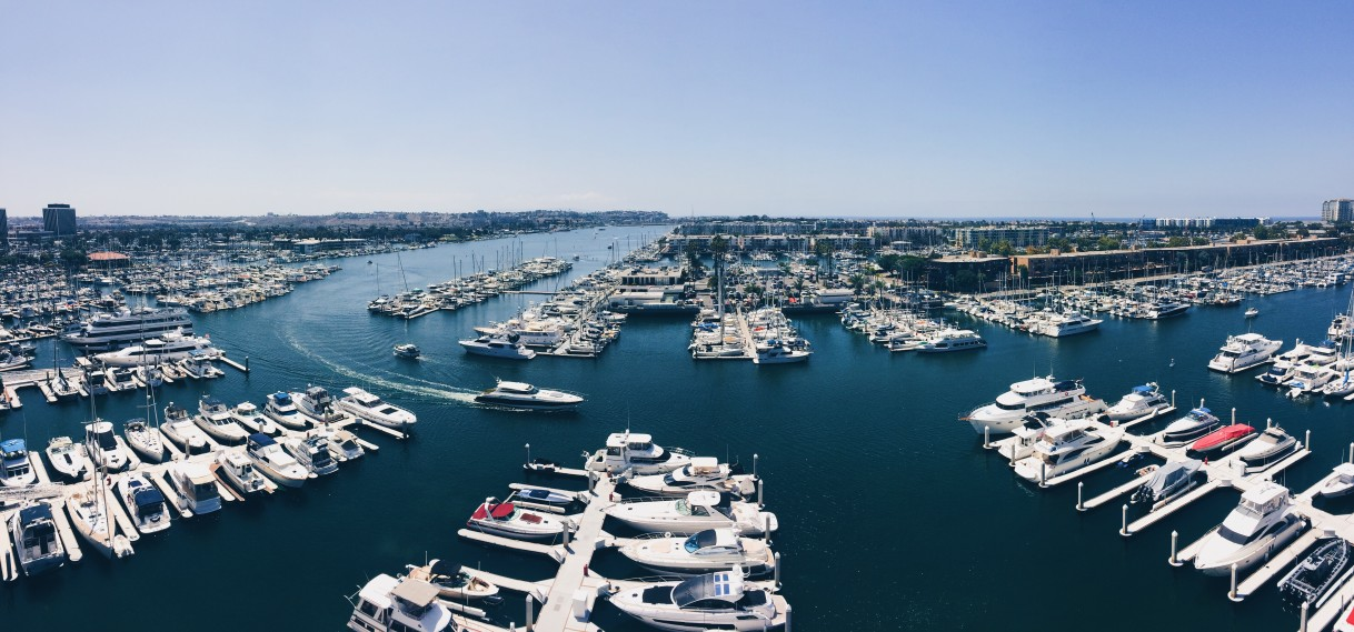 move to Marina del Rey