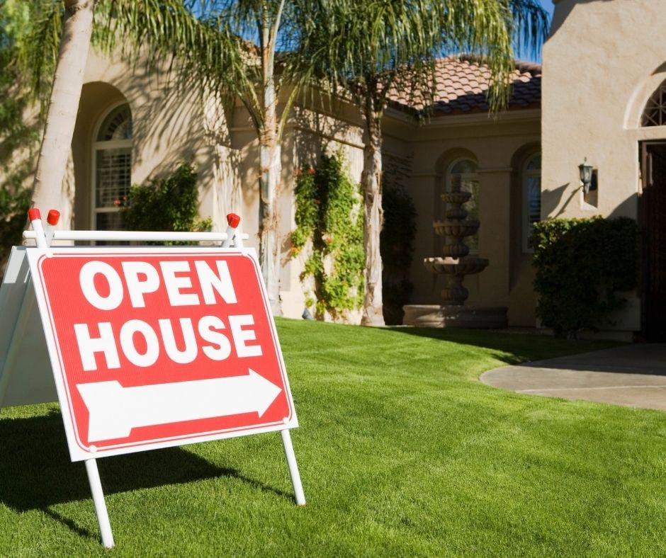 Los Angeles CA Open Houses