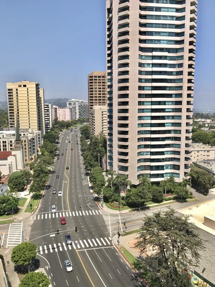 Wilshire Corridor Real Estate - High Rises Condos