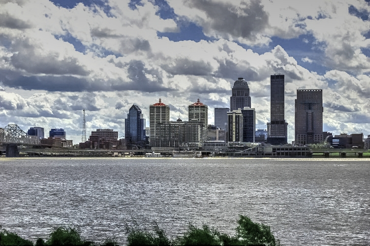 Louisville from Indiana