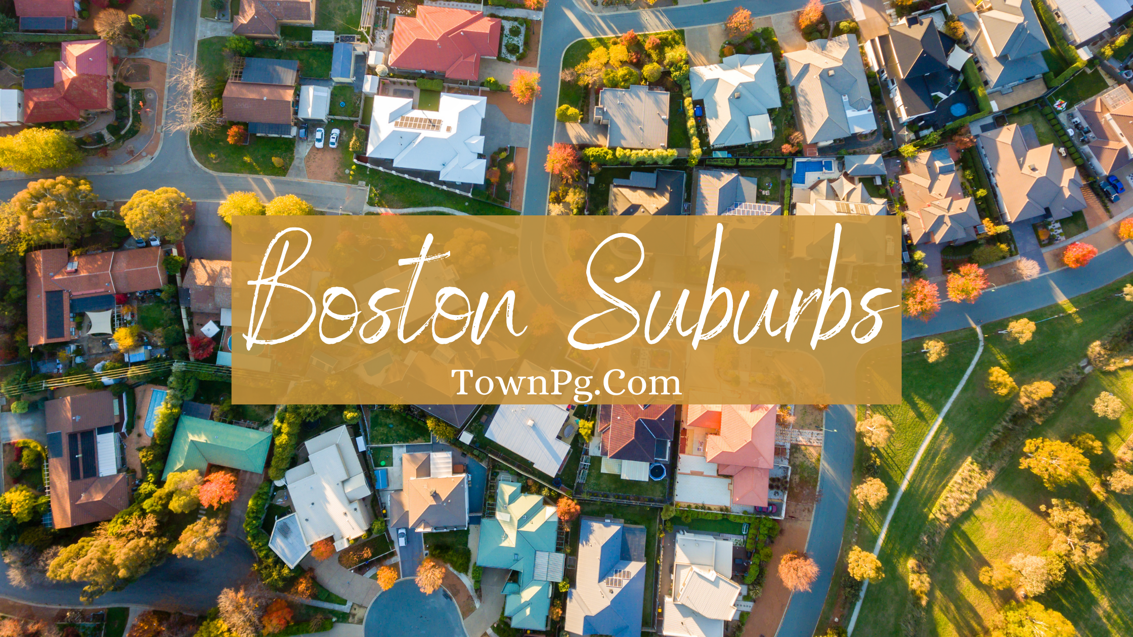 3 Perks of Calling the Boston Suburbs Home