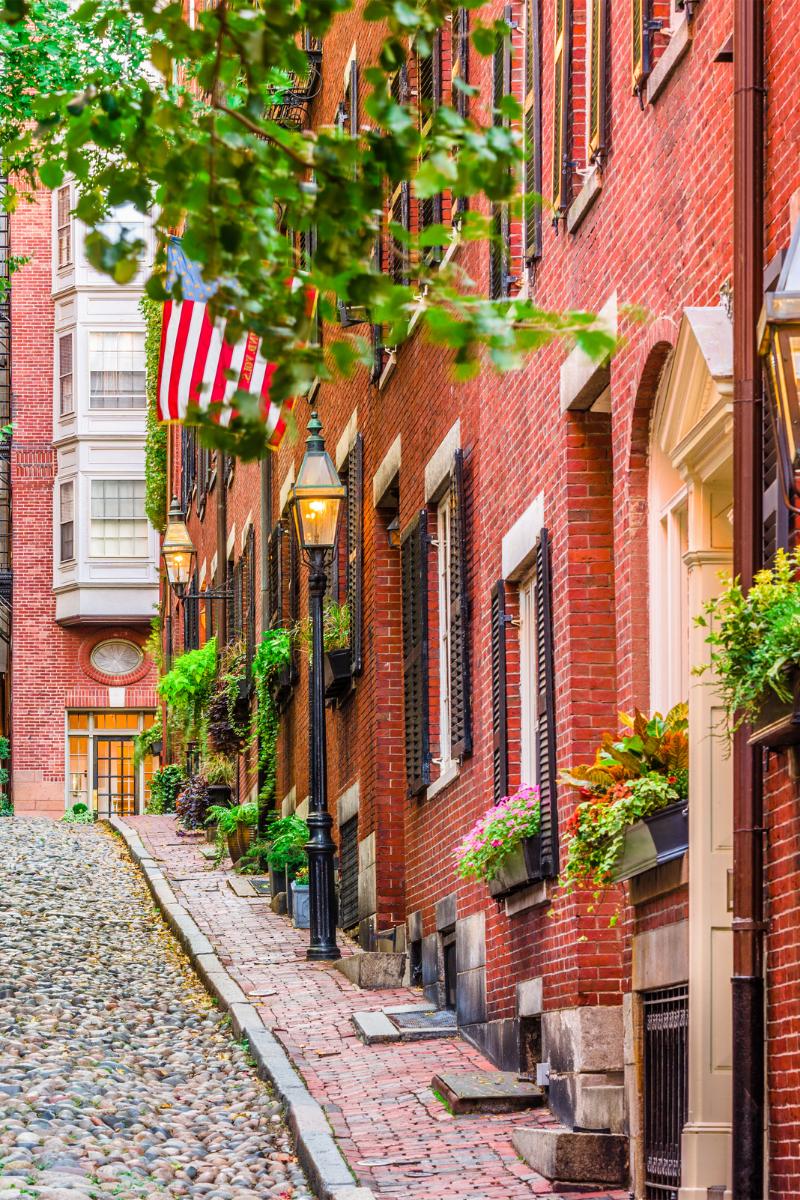 Boston MA homes & Real Estate