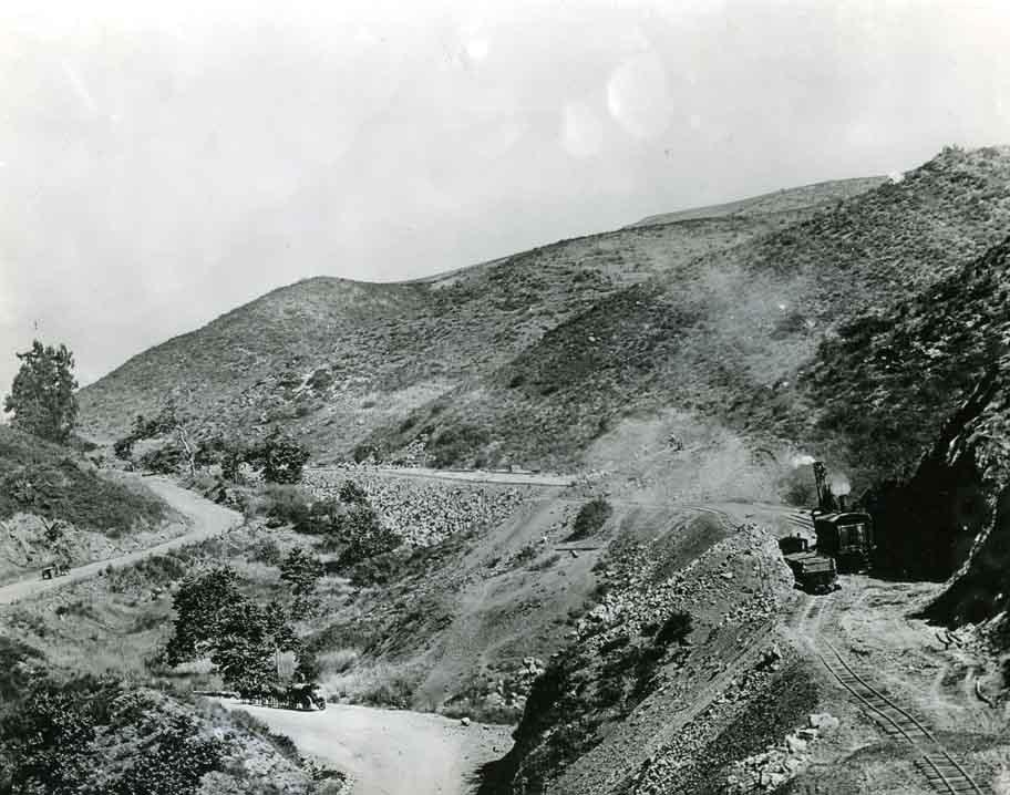 Cahuenga Pass photo