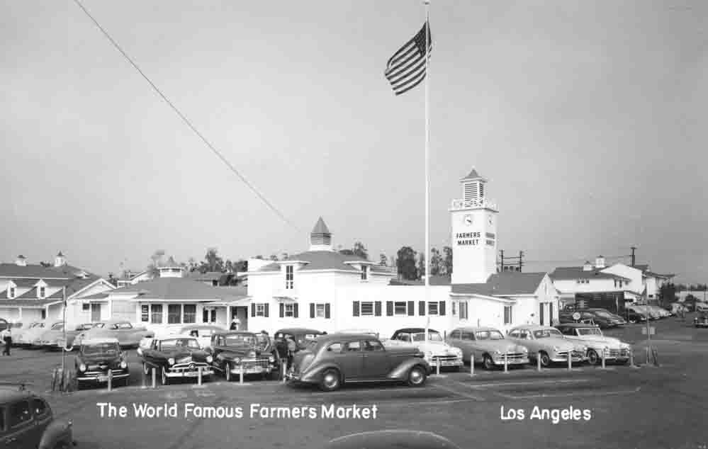 vintage Farmers Market photo