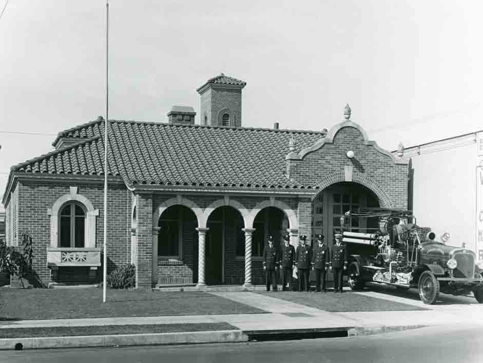 Photo of Hollywood Fire Station
