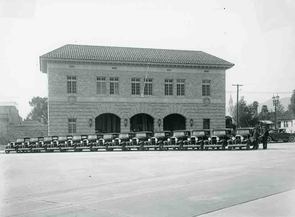 Hollywood Fire & Police Station photo