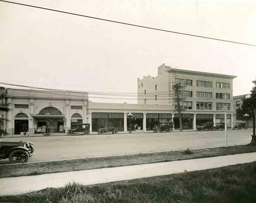 Old Hollywood Boulevard photo