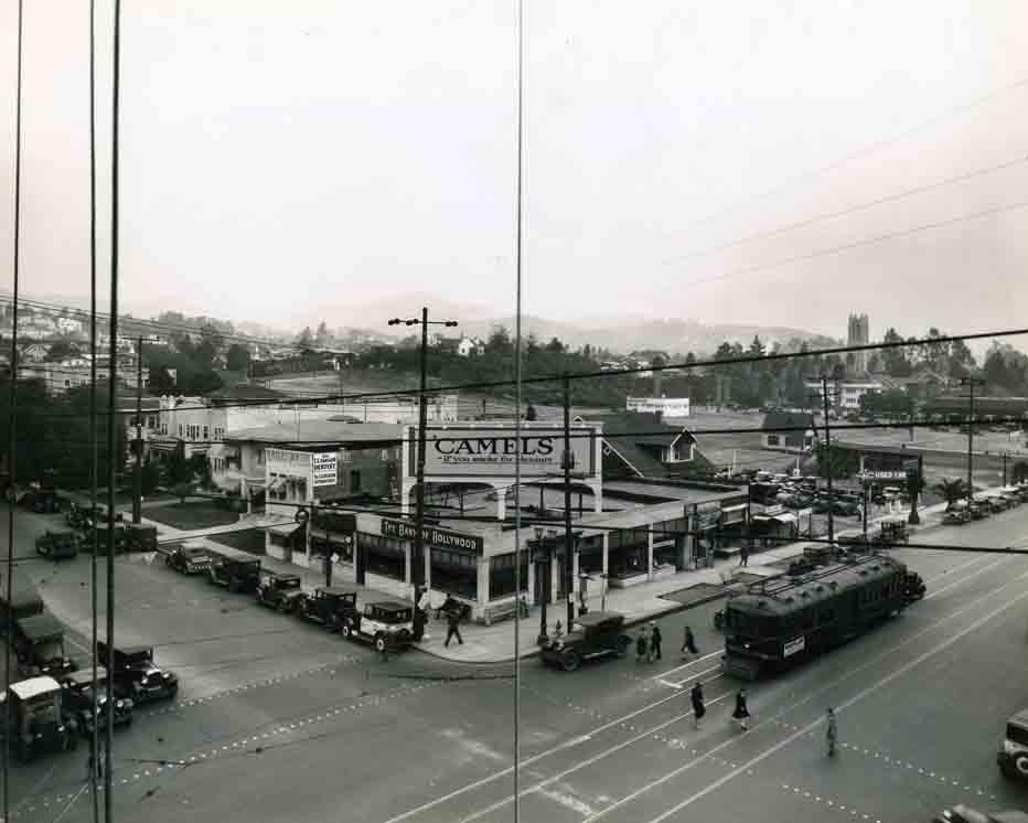 Hollywood Blvd. Photo