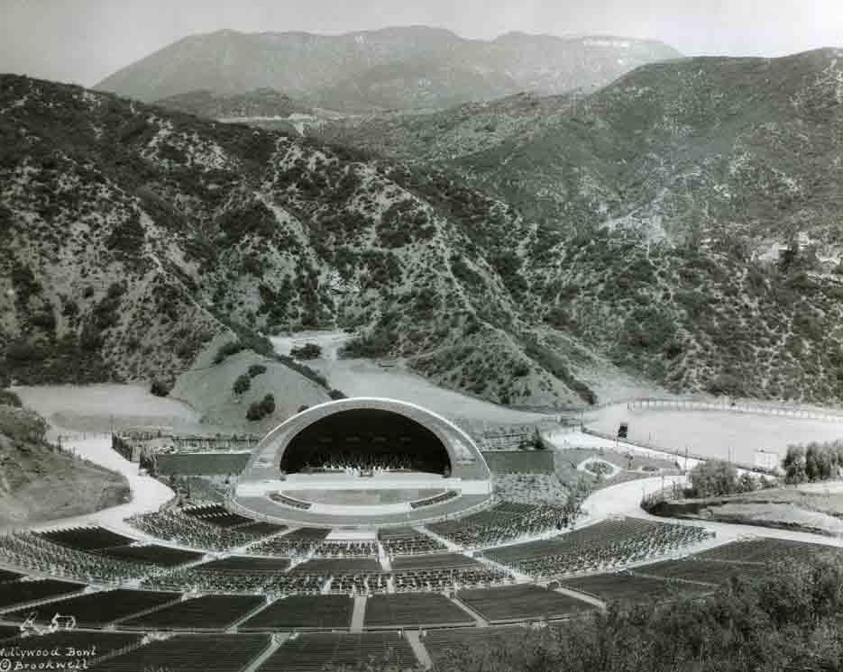 Hollywood Bowl Photo