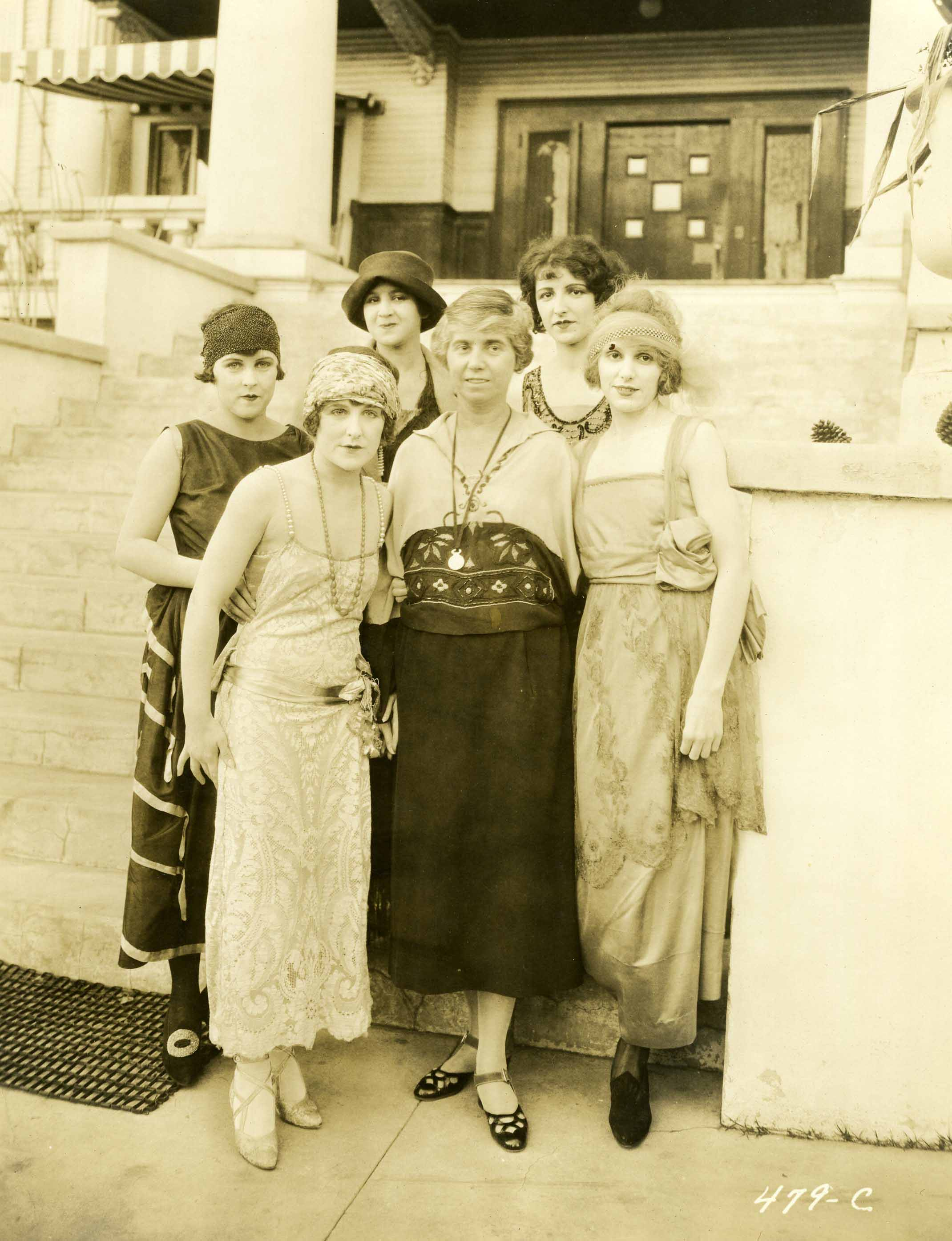 1918 Hollywood Studio Club