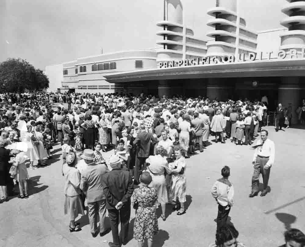 Pan Pacific Auditorium Photos