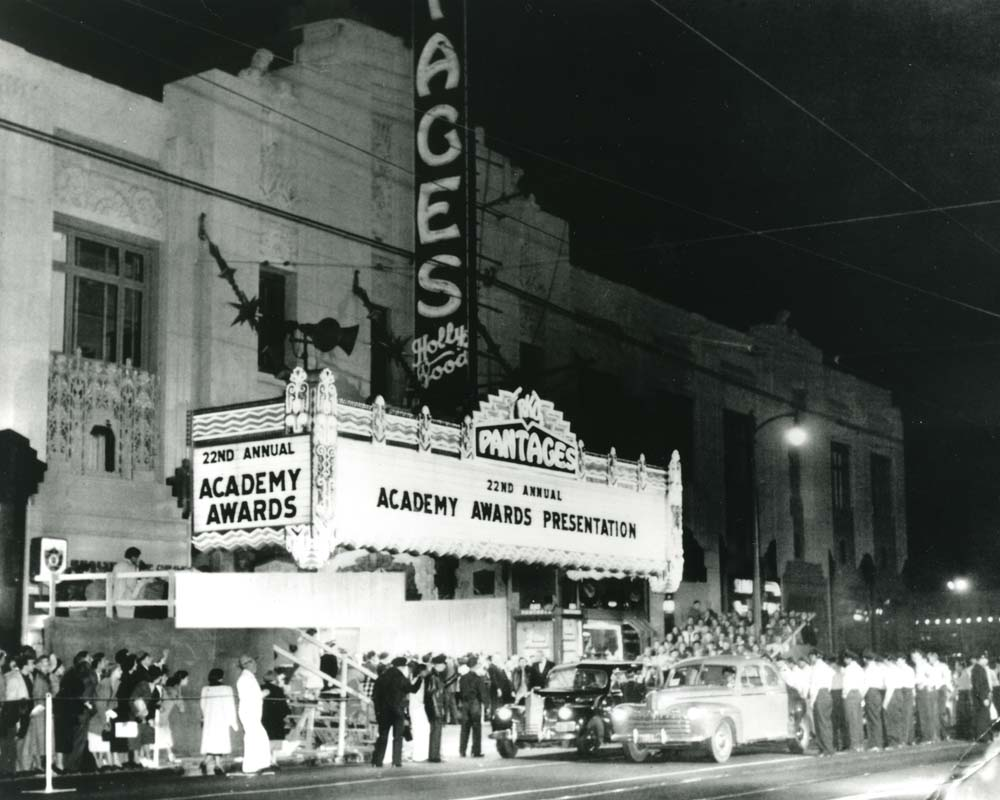Pantages Theater photo