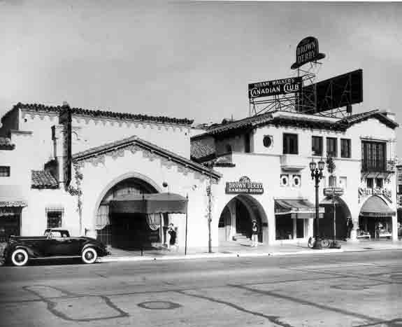 Brown Derby Photo