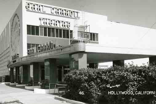 Earl Carroll Theater photo