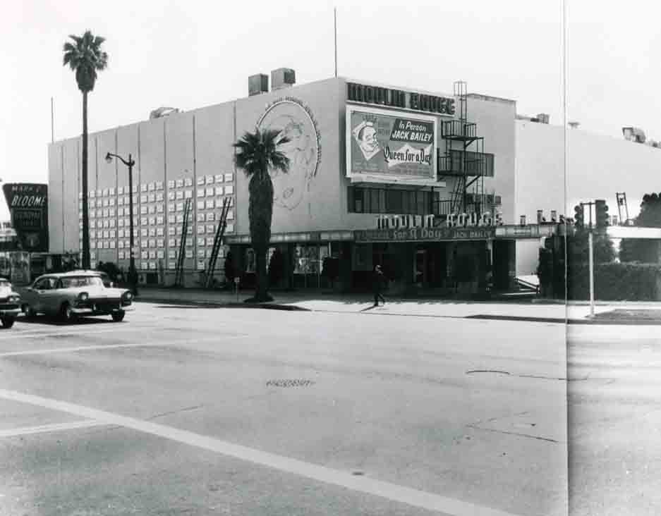 Vintage Earl Carroll Theater photo