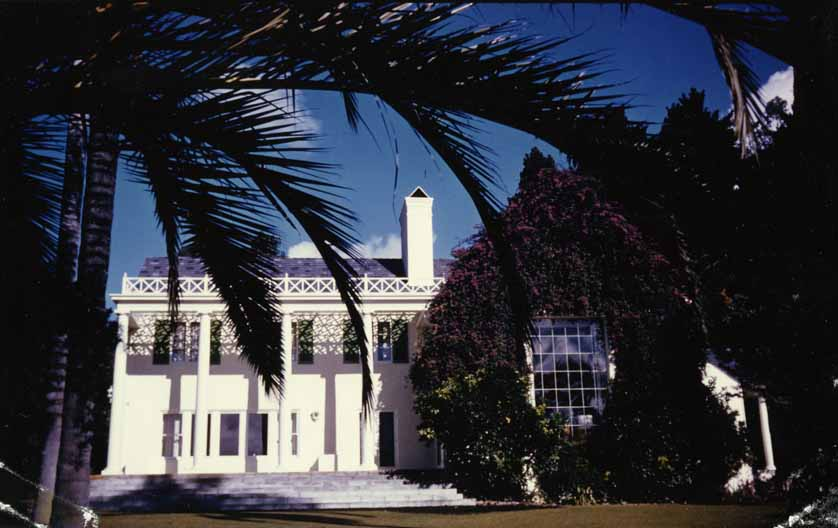 John McCormack's home in Runyon Canyon