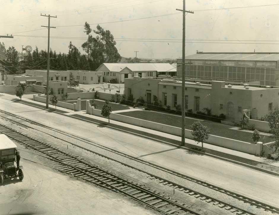 Photo of Hollywood Studio