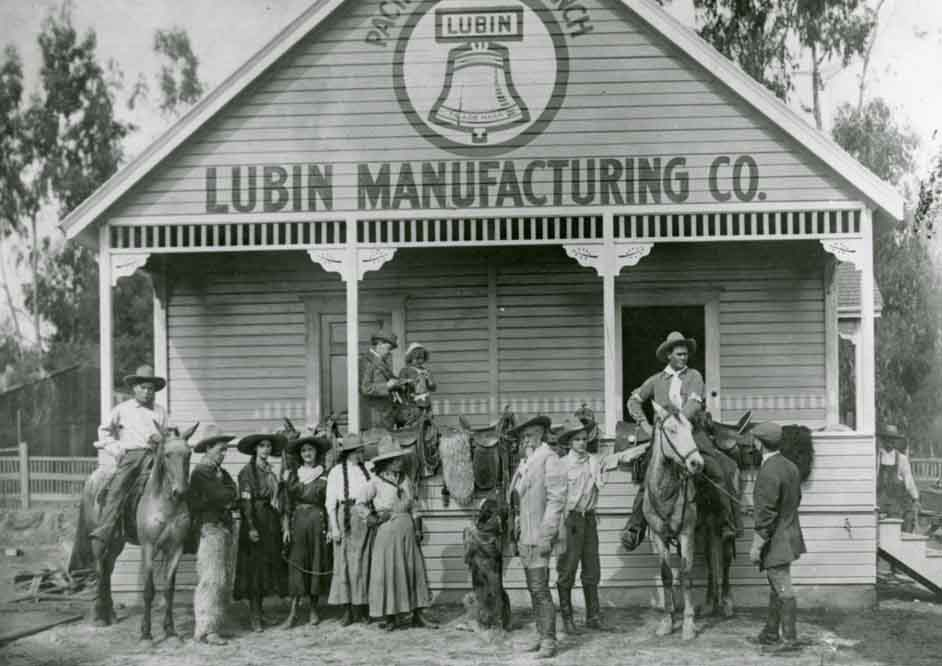 Photo of Lubin Manufacturing Film Company