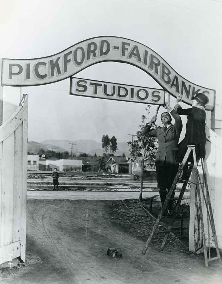 Pickford & Fairbanks Studio