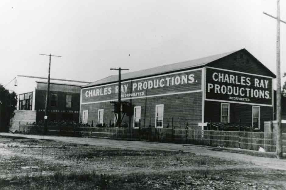 Charles Ray Movie Studio
