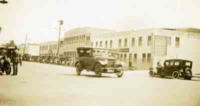 Early Hollywood Movie Studio photo