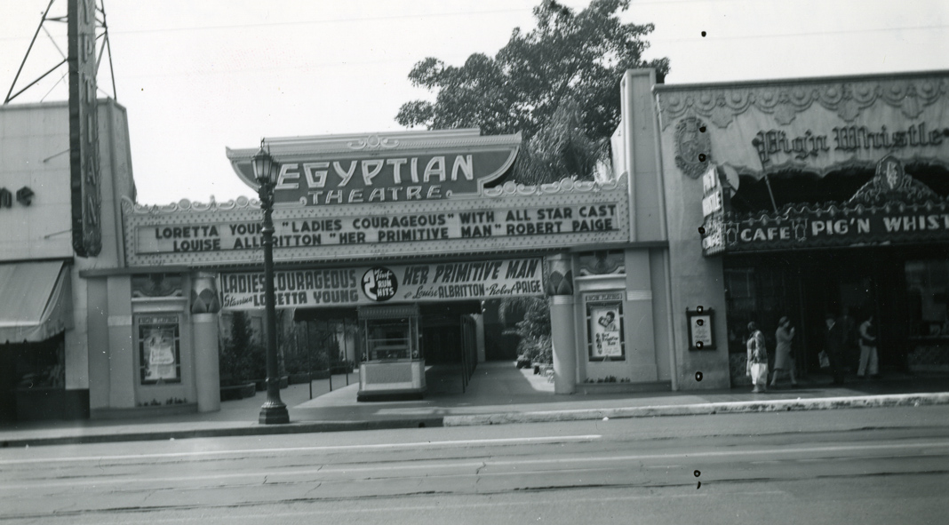 Egyptian Theater photo