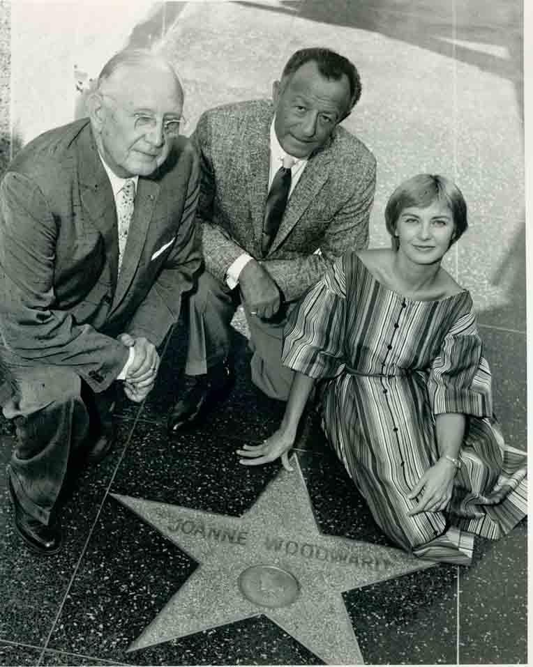 Dedication of Hollywood Walk of Fame Photo