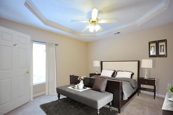 Master Bedroom at 8303 Savannah Springs