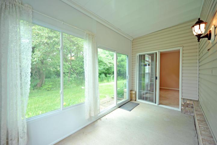 Enclosed Patio at 8303 Savannah Springs