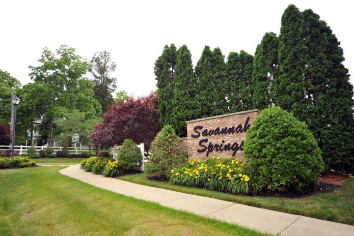 Savannah Springs Entry