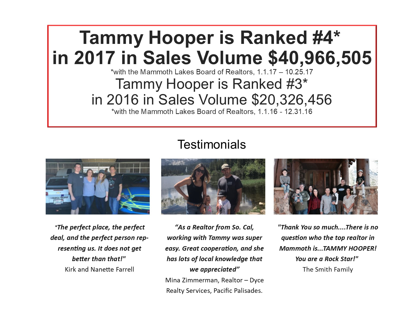 Tammy Ranked #4