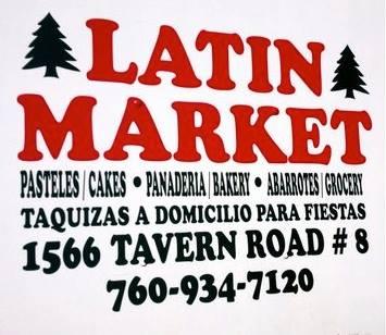 latin market logo