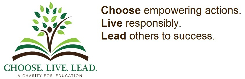 Choose Live Lead charity logo