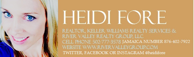 Heidi Fore banner Kentucky Indiana Ohio real estae