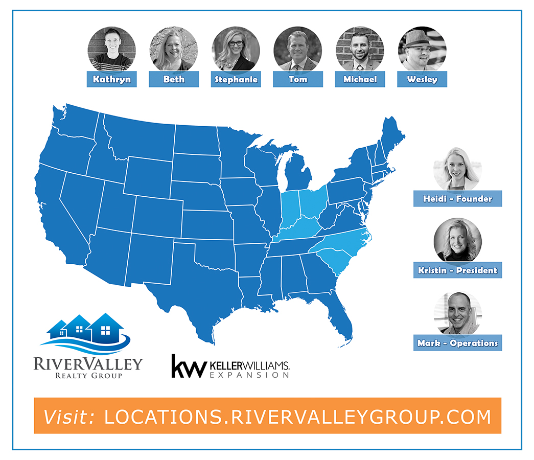 River Valley Realty Group Agents