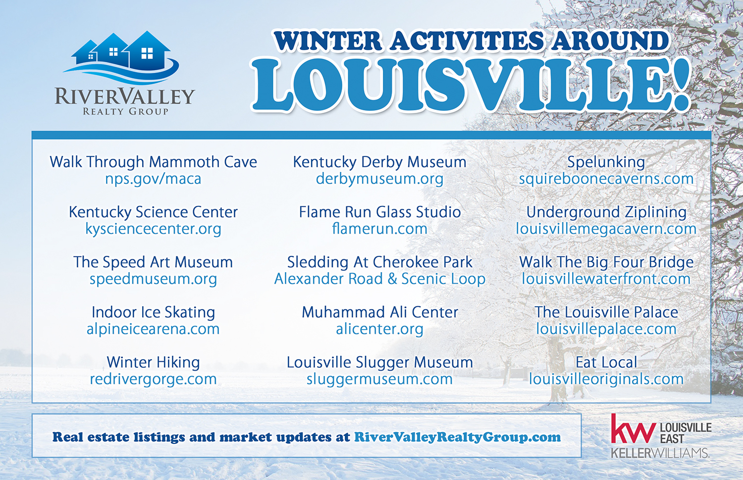 Winter in Louisville