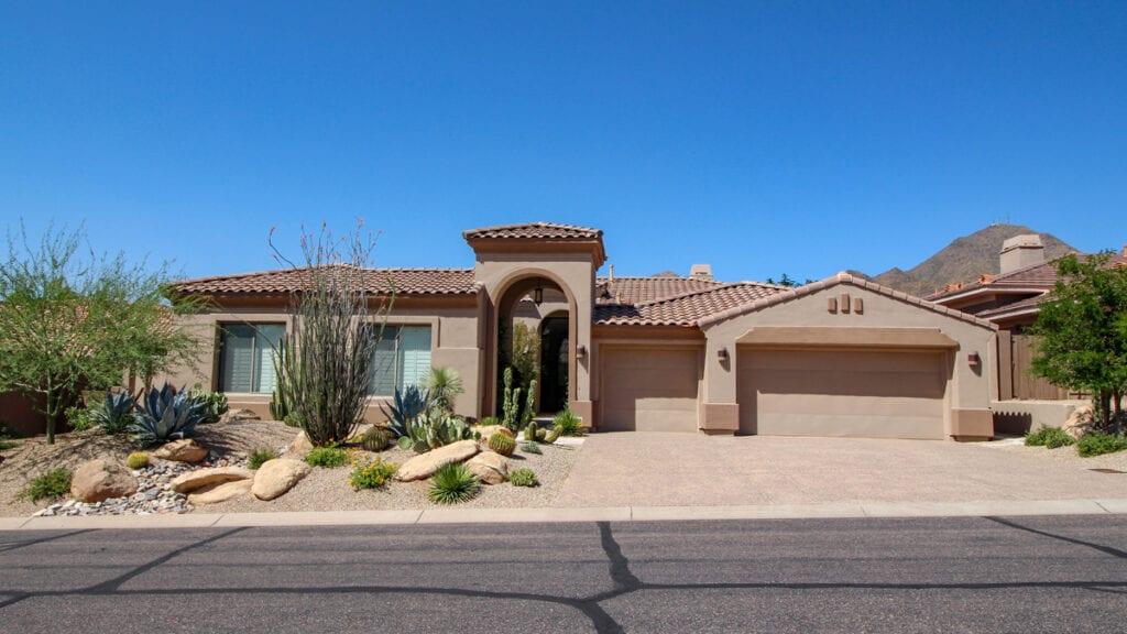 One Story Homes in Las Vegas, Nevada