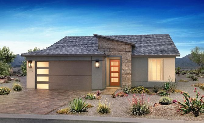 Trilogy® Sunstone by Shea Homes - Affirm Model Freedom 40 Collection (Photo Credit: Shea Homes)