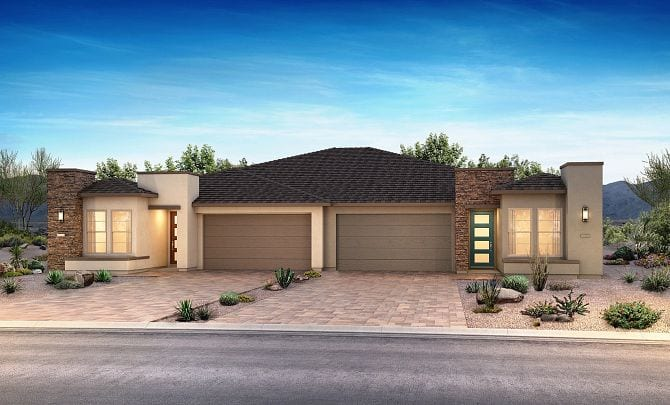 Trilogy® Sunstone by Shea Homes - Evia Model Resort Collection (Photo Credit: Shea Homes)